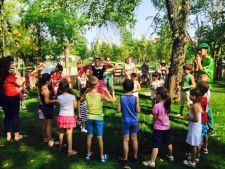 """Vara in parc"", un proiect inedit destinat copiilor"