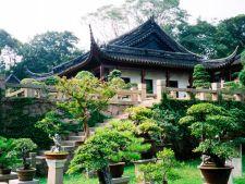 Gradina Botanica Lingering, oaza de relaxare din centrul Chinei