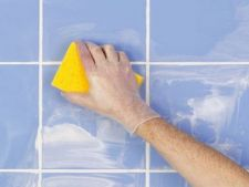 How to the clean joints to the tile solutions cuisine home