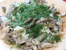 Gateste cu Oana:  Cum sa faci salata din ciuperci Pleurotus VIDEO