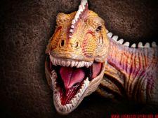 Dinozaurii invadeaza lumea moderna!