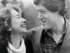 Hillary Clinton was left hard  ! Bill Clinton asked a a the second times of  ! wife