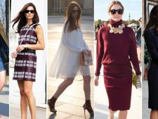Expertul Acasa.ro, Irina Markovits: Cinci rochii pentru toamna 2015