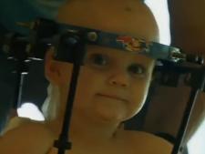 Boy beheaded,     doctors saved VIDEO