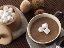 Ciocolata calda, pentru weekenduri friguroase