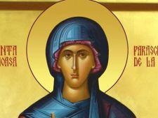 Rugaciune adresata Sfintei Cuvioase Parascheva