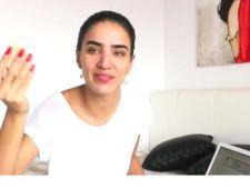 Invata de la Adelina Pestritu cum sa te demachiezi corect VIDEO