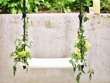5 modele de leagane pentru curte sau terasa