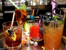 3 cocktailuri infricosatoare pentru Halloween
