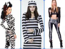 Nu stii cum sa te imbraci de Halloween? Improvizeaza rapid un costum cu ajutorul colantilor