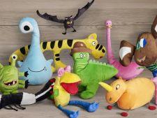 Cum arata cu adevarat jucariile imaginate de copii