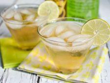 Cocktail cu ghimbir, perfect in sezonul rece