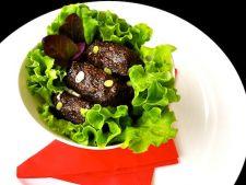 Cook with  : Olivia Steer small in  , mushroom raw vegan recipe  -