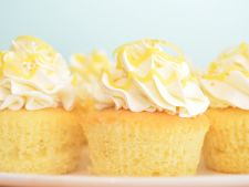 Muffins with aroma lemon  , for lustful