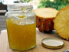 Cum sa prepari cea mai buna dulceata de ananas cu vanilie