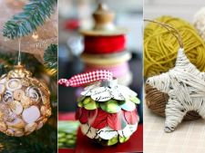 6 ornaments of Christmas in colors  . how you can Find   da a distinctive decorations charm