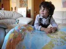 Cel mai inteligent copil de pe planeta este roman! Te va uimi ce stia sa faca la 3 ani