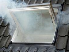 Sistem performant pentru evacuarea fumului - de la VELUX