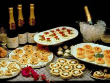 Ideas of appetizers perfect for the party new year's Eve