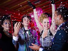 TEST: Why type of the party new year's Eve your is  ? suits