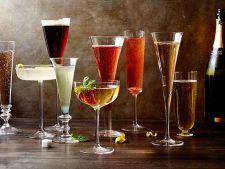 6 retete de cocktailuri cu sampanie, perfecte pentru Sf. Ion