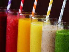 3 smoothie-uri perfecte pentru a-ti reveni dupa mesele copioase de sarbatori