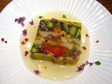 How to make at the good more of vegetable aspic