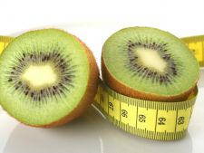 Diet with  : Kiwis lose weight fast with 3 fruit in the each morning