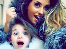 Alex Velea, despre intalnirea cu Maya, fiica Antoniei