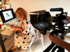 Andreea Esca lanseaza un proiect pe cont propriu. Paraseste Pro TV?