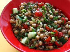 Salata cu linte si legume pentru o masa plina de vitamine