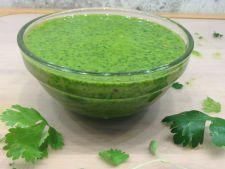 Sos verde, italian, pentru paste sau salate