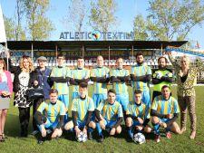Atletico Textila, echipa care va aduce zambete in casele romanilor
