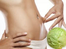 Diet with  : sweet cabbage Escape of 10 pounds fast 21%