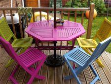 Pregateste mobilierul de gradina pentru sezonul cald