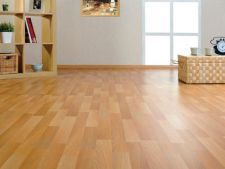 How to clean correct wood in floors