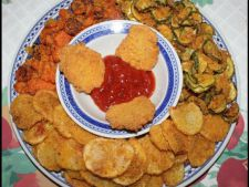 Recipes  :  , fried Vegetable without egg