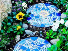 Cum sa creezi decoratiuni inedite cu ajutorul mozaicului
