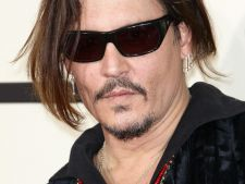 Johnny Depp, in premiera in Romania!