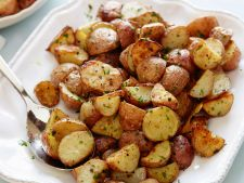 Recipes of  : post potatoes baked with lemon     parsley