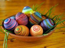 3 idei simple pentru decorarea oualor