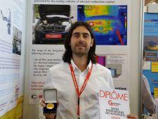 Un roman, medaliat cu aur la Salonul de Invenţii de la Geneva! Dispozitivul, util oricarei masini