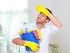 Cat de mult se implica barbatii in treburile casnice, in functie de zodie
