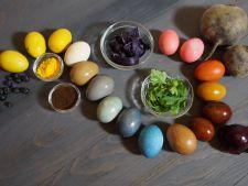 Gateste cu Oana: Cum sa vopsesti ouale de Paste cu fructe/legume naturale VIDEO
