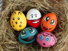 Fii creativ si realizeaza cele mai frumoase oua de Paste
