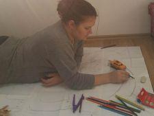 Super-mame: Catalina creeaza povesti educative pentru fiecare copil