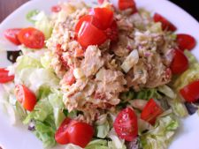 Cum sa prepari cea mai buna salata cu ton