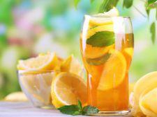 3 retete de iced tea pentru o vara mai racoroasa
