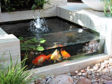 3 ideas of the and ponds and aquariums for a garden more cool