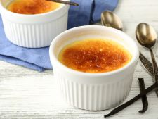 Cum sa prepari cea mai buna crema de zahar ars! Prajitura ideala pentru zile caniculare